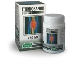 Глюкозамин форте 30 таблеток по1.3гр - фото 3949