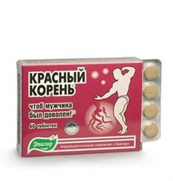 Красный корень 60 таблеток по 0.5гр - фото 3964