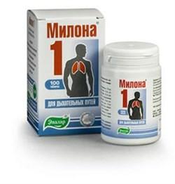 Милона-1 100 таблеток по 0.5гр - фото 3974
