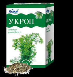 Укроп - фото 3976