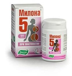 Милона-5 100 таблеток по 0.5гр - фото 3977
