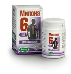 Милона-6 100 таблеток по 0.5гр - фото 3978