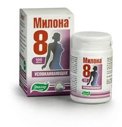 Милона-8 100 таблеток по 0.5гр - фото 3979