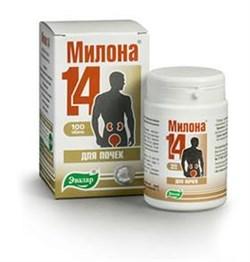 Милона-14 100 таблеток по 0.5гр - фото 3983