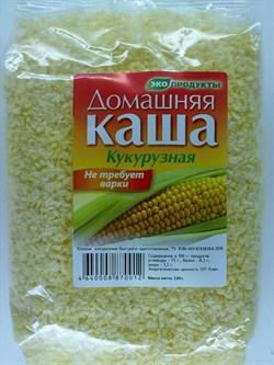 домашняя каша кукуруза 150гр. - фото 4130