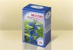 Иссоп лекарственный трава 50гр - фото 4209