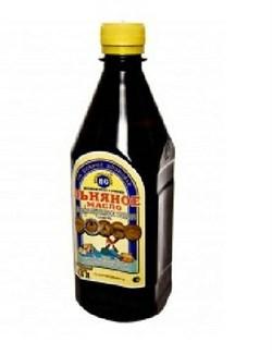 Чкаловское льняное масло 500 мл. - фото 4434