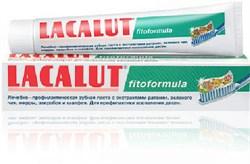 LACALUT fitoformula 75мл - фото 4523