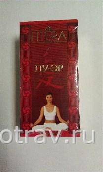 ПУ-ЭР черный китайский чай 30пак - фото 4906