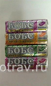 Бобс леденцы с витамином С в ассортименте 35г - фото 4919