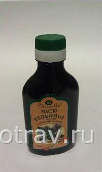 Mirrolla масло репейное с перцем и эфирными маслами 100мл. - фото 5020