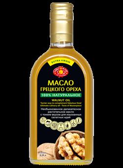 Масло грецкого ореха 100% 350мл. - фото 5326
