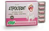 Атероклефит 30 капсул по 0.25гр