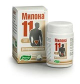Милона-11 100 таблеток по 0.5гр
