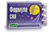Формула сна 40 таблеток по 0.5гр