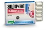 Эндокринол 30 капсул по 0.28гр